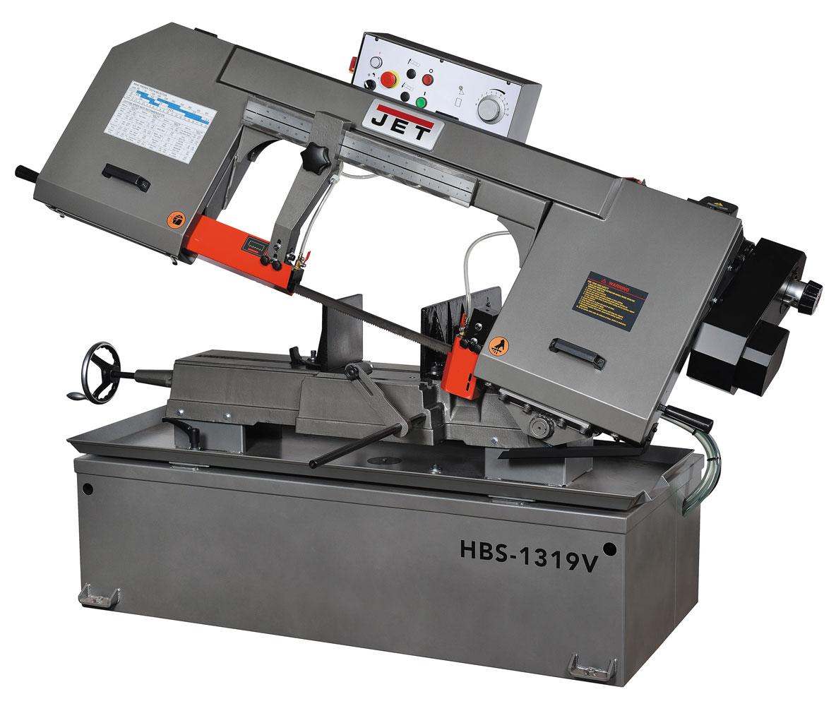 HBS-1319V Ленточнопильный станок